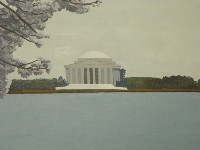 X Jefferson Memorial